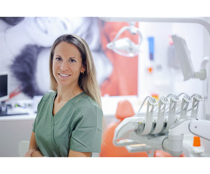 Mariona Gamell - Carreras Dental Terrassa