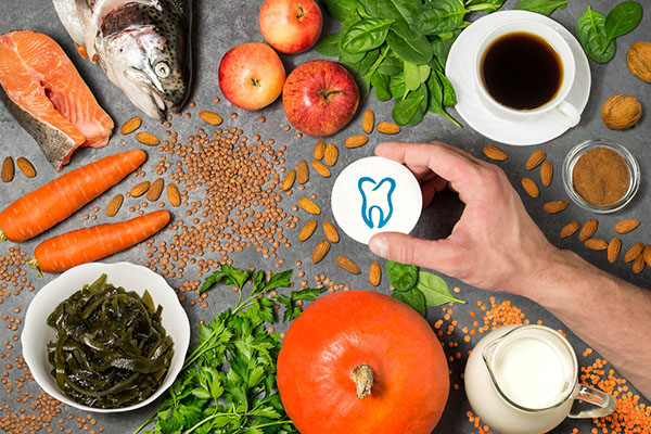 Aliments i dents - Blog Carreras Dental